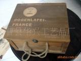 多支装酒箱 酒庄行业制定专用木质包装