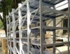 办公室文件货架地下室货架仓储货架安装防盗门实体店