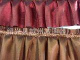 供应窗帘花边蕾丝花边变色龙花边服装辅料
