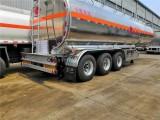 30吨铝合金半挂运油车价格钱一辆