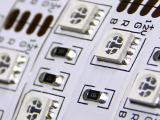 厂家直销高品质LED贴片5050 60颗灯带灯条