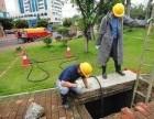 检测排水管道市政管道清淤沉淀池清理维护工程