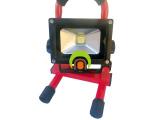 广东车载移动灯具 充电 户外LED充电工作灯 手提LED充电投光