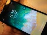 自用的一台苹果iPhone 7 Plus 128G全网通