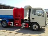 海口东风挂桶垃圾车直销价格
