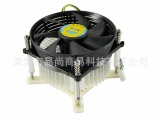 775-103B滚珠电脑CPU风扇 电脑配件 数码产品 散热系统