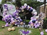 气球派对 宝宝宴 生日布置 时尚活动 惊喜求婚 婚礼策划布置