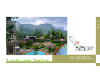 休息山庄景观设计公司,珠海私人会所景观设计