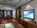 丽彩溪岸庄园147平米,中式风格装修设计效果图