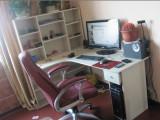 批发零售 创意转角组合电脑桌书柜电脑桌