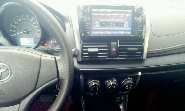 丰田 威驰 2015款 1.5 自动 智享星光版