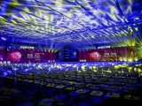 珠海搭建布置舞台搭建 灯光音响LED屏 会议布置