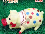 正版 海盗超人猪 穿衣服的猪 小丑猪 发声玩具 惨叫猪系列