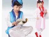 新款儿童男女童古装书童服汉服三字经弟子规舞蹈演出服表演服装