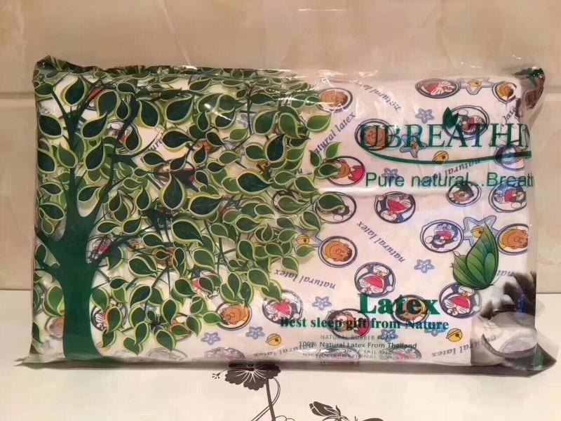 全新泰国原装乳胶枕头及床垫(青岛地区代理)