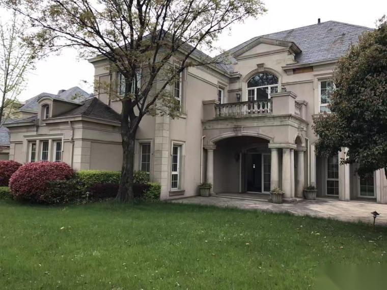 老山天然氧吧 绿城玫瑰园星云苑传世独栋别墅 超千平私家花园绿城玫瑰园