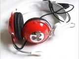 正品 歌尚 GS-A870MV 头戴护耳式 MP3 电脑耳机 耳