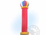 充气立柱模型 大型盘龙充气模型立柱 卡通立柱 庆典促销婚礼