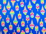 供应柔软亲肤宝宝泳衣布料 定制卡通印花泳衣布 欧标泳布