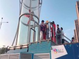 户外垂直风洞出租苏州设备空中飞验飞行设备