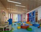 重庆巴南高端幼儿园设计 特色早教中心设计 幼儿教育学校装修