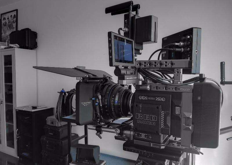 昆明出租RED电影摄影机,影视器材设备租赁