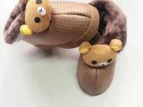 外贸原单儿童棉鞋冬款男女童棉靴批发