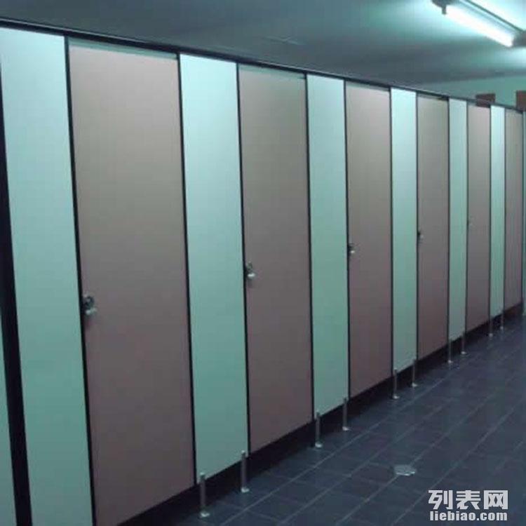 绵阳鑫凤源隔断厂家抗倍特板厕所隔断不锈钢配件系列