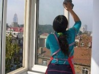 衡水家庭保洁 专业擦玻璃 清洗油烟机 上门换窗纱