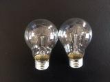 工厂直销 PS55白炽灯泡 100W普通照明白炽灯 家用白炽灯泡