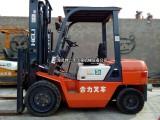 温州二手叉车市场,个人二手杭州3吨叉车