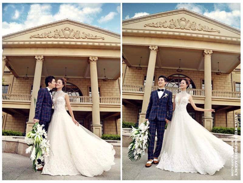 杨凌潘多拉婚纱摄影-婚纱照特惠