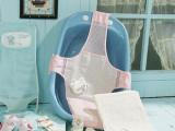 多比兔 豪华型 十字形浴床 婴儿沐浴床 沐浴网 浴兜 浴架 45