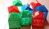 厂家供应圣诞用品小房子、挂饰、挂件、LE