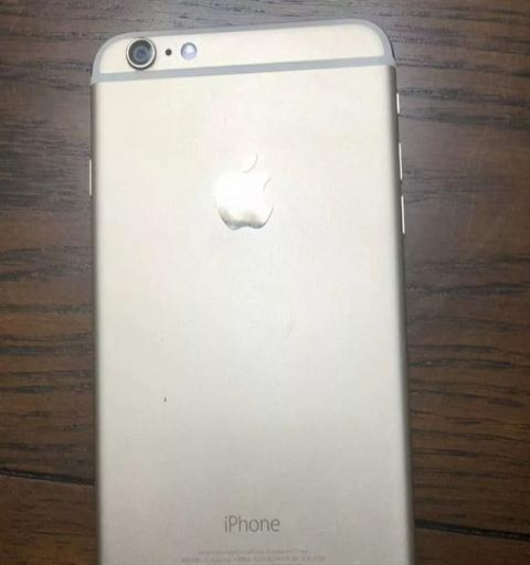 iPhone 6P 16g 国行金 ,九成新