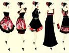 宁波服装设计进修班就在四季春服装学校 服装培训电话