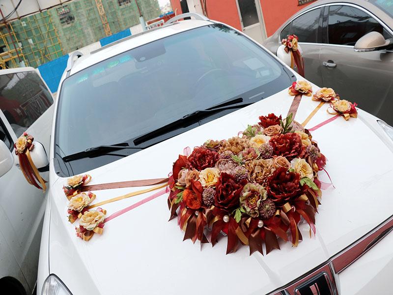 山东结婚胸花批发公司-山东哪里有供应价格适中的婚庆道具
