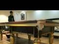 李氏台球桌专业生产畅销宁夏银川南门广场乔氏绅迪星牌