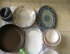.大量出售碗碟,炒锅,塑料盆,筐,桶 .大量出售碗