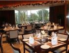 温州餐厅桌椅家具厂家 定做餐厅卡座 雅莉莎家具公司