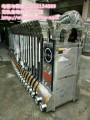 伸缩门价格,无轨电动伸缩门订做,不锈钢自动伸缩门-奥兴门业