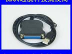 USB转25针母打印线