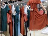 中淑品牌大码女装批发走份 撤柜品牌折扣女装尾货进货渠道