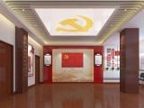 太原展览展会设计制作搭建 展厅效果图设计 免费出方案