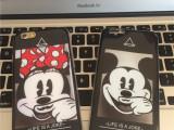 迪斯尼iPhone6plus 情侣手机壳新款 苹果6plus米奇