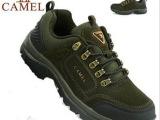 厂家直销 駱駝 男鞋户外登山鞋 运动休闲 头层牛皮鞋 一手货源