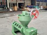 供應河南多功能花生液壓榨油機生產廠家