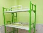 西安双层床公寓床 辅导班三层床厂家设计送货安装