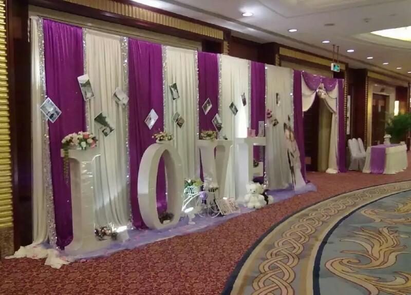 婚庆策划,中式大红花轿迎亲,婚礼布置