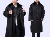 冬季加厚防寒保安服加长多功能大衣 冬装保安服棉服 军大衣棉大衣